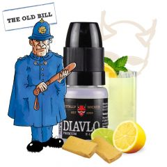 Diavlo E-liquid - PC Brown