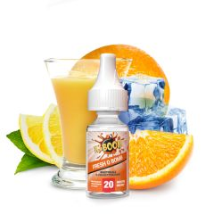 K-BOOM Fresh O Bomb Nikotinsalz Liquid 10 ml - 20mg