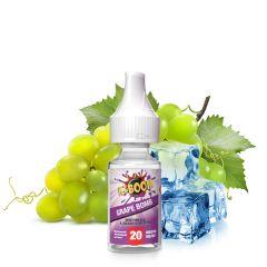 K-BOOM Grape Bomb Nikotinsalz Liquid 10 ml - 20mg