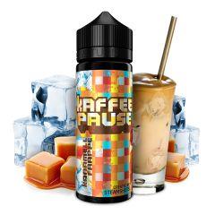 KAFFEEPAUSE by Steamshots Karamell Frappé Ice Aroma - 20ml