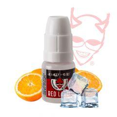 Red Label E-liquid - Iced Orange 0.3%