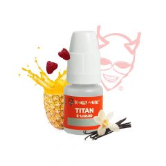 Titan E-liquid - Red Cow
