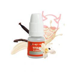 Titan E-liquid - Vanilla