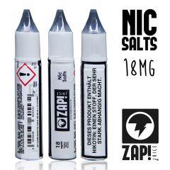 Der ZAP JUICE Nic Salts Base Shot