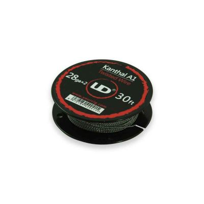 Kanthal Twisted Draht A1 Widerstand - 30ft